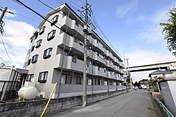 コーポ高幸[4階]の外観