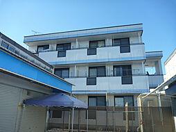 竹城台ハイツMK[3階]の外観