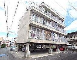 福岡県久留米市上津1丁目の賃貸マンションの外観