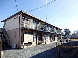 内山コーポ B棟[101号室]の外観