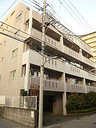 東京都江戸川区南葛西4丁目の賃貸マンションの外観