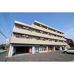 茨城県つくば市二の宮1丁目の賃貸マンションの外観