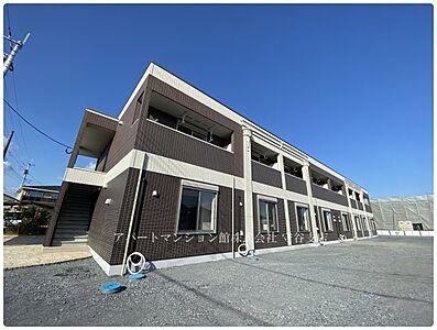 外観,1LDK,面積40.5m2,賃料5.5万円,つくばエクスプレス つくば駅 3.5km,,茨城県つくば市古来