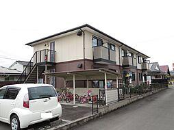 鹿児島県霧島市国分広瀬2丁目の賃貸アパートの外観