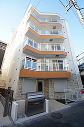 神奈川県横浜市鶴見区本町通1丁目の賃貸マンションの外観