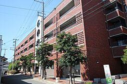 ブリックブロック[2階]の外観