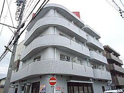 愛知県名古屋市東区矢田2丁目の賃貸マンションの外観