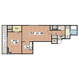 Forte di Comfort[7階]の間取り