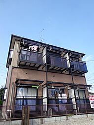 千葉県市原市ちはら台南2丁目の賃貸アパートの外観