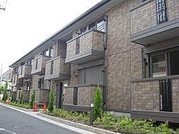 大阪府吹田市南正雀2丁目の賃貸アパートの外観