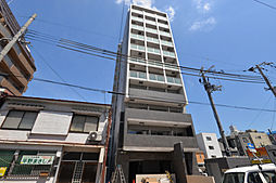 兵庫県神戸市兵庫区西橘通1丁目の賃貸マンションの外観