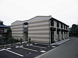 神奈川県横浜市瀬谷区上瀬谷町の賃貸アパートの外観
