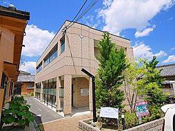 奈良県奈良市五条2丁目の賃貸アパートの外観