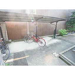 奈良県奈良市築地之内町の賃貸アパートの外観