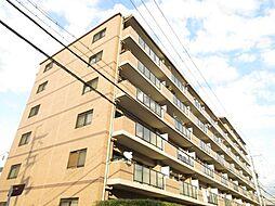 大阪府寝屋川市寝屋1丁目の賃貸マンションの外観