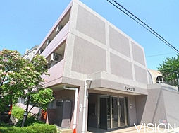 埼玉県戸田市下戸田2の賃貸マンションの外観