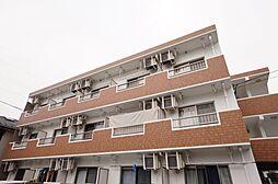 ベルドミール[2階]の外観