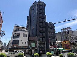 ペット飼育可能サングラン千代崎[7階]の外観
