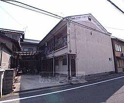 京都府京都市南区久世川原町の賃貸アパートの外観