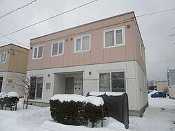[タウンハウス] 北海道札幌市北区太平二条3丁目 の賃貸【/】の外観