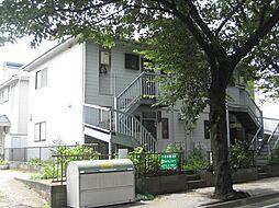 セキハイツ[2階]の外観