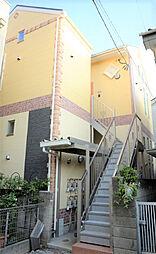 ユナイト 平間Dカーネギーの杜[2階]の外観