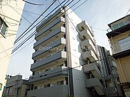 東京都北区昭和町2丁目の賃貸マンションの外観