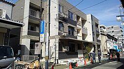 兵庫県尼崎市尾浜町3丁目の賃貸アパートの外観