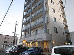 北海道札幌市東区北二十三条東17丁目の賃貸マンションの外観