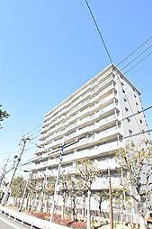 プロスペール谷塚 壱番館[9階]の外観