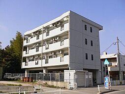 中原ビル[4階]の外観