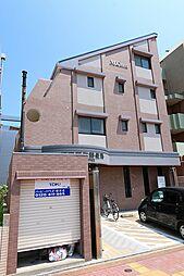 福岡県福岡市西区姪浜駅南2の賃貸マンションの外観