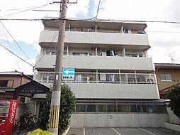 サニーハイツ西ノ京[1D号室]の外観