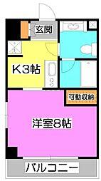 秋桜 〜コスモス〜[2階]の間取り