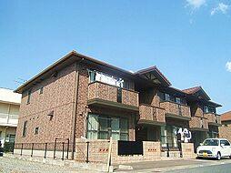 福岡県北九州市小倉南区南方2丁目の賃貸アパートの外観