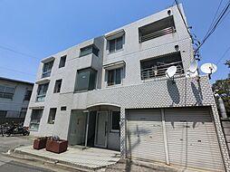 千葉県千葉市中央区道場北1丁目の賃貸マンションの外観