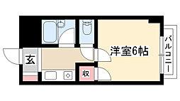 東海道本線 笠寺駅 徒歩6分