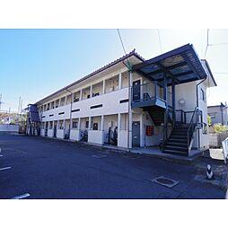 ハイツ上田[2階]の外観