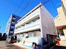 東京都練馬区富士見台4丁目の賃貸マンションの外観