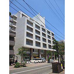新潟県新潟市中央区寄居町の賃貸マンションの外観