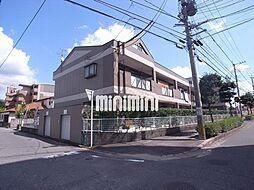 エイトハウスB[2階]の外観