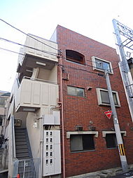 江川ビル[3階]の外観