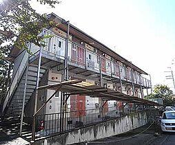京都府京都市左京区一乗寺松原町の賃貸アパートの外観