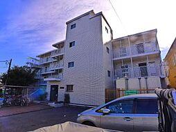 西新井サニーコーポ[206号室]の外観