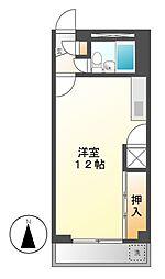 クレストYS千代田[5階]の間取り