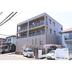 川鶴コワン[3階]の外観