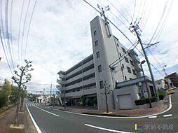 福岡県大野城市紫台の賃貸マンションの外観