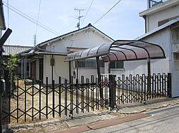 [一戸建] 大阪府泉佐野市中庄 の賃貸【/】の外観