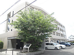 愛媛県松山市保免西2丁目の賃貸マンションの外観