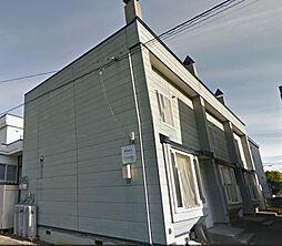 [テラスハウス] 北海道札幌市東区北二十四条東21丁目 の賃貸【/】の外観